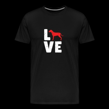 Catahoula Leopard Dog Owner Dog Love Gift Idea - Men's Premium T-Shirt