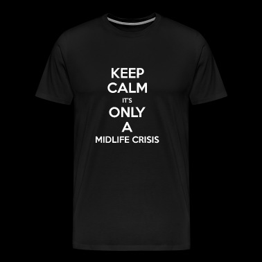 Midlife Crisis - Men's Premium T-Shirt