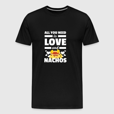 Cool All You Need è una t-shirt Love and Nachos - Maglietta Premium da uomo