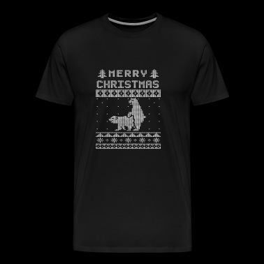 Ugly Christmas Humping Edition - Men's Premium T-Shirt