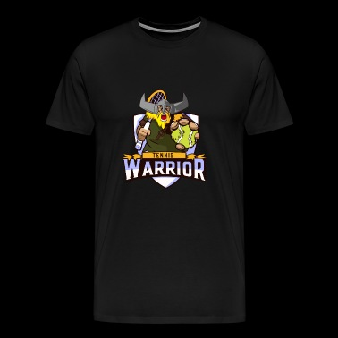 Wiking Tennis Warrior - Men's Premium T-Shirt