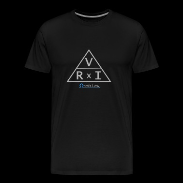 Ohm's Law (Ohm's Law) - Men's Premium T-Shirt