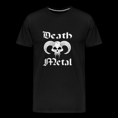 Death Metal - Männer Premium T-Shirt