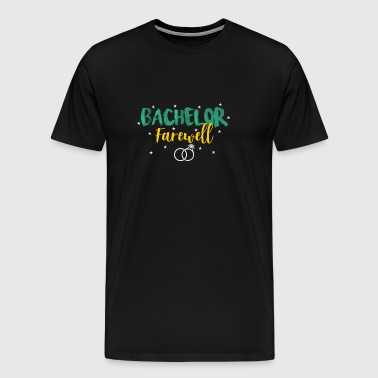 farewell - Men's Premium T-Shirt