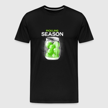 Pickling Season - Men's Premium T-Shirt