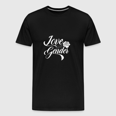 Amour Sexe Rose - T-shirt Premium Homme