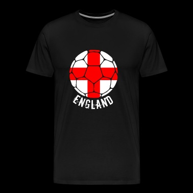 ENGLAND football fan - Men's Premium T-Shirt