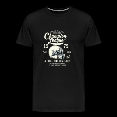 Champion League - T-shirt Premium Homme