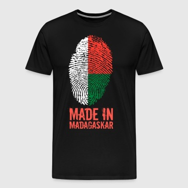 Made In Madagascar / Madagasikara / Madagascar - Men's Premium T-Shirt