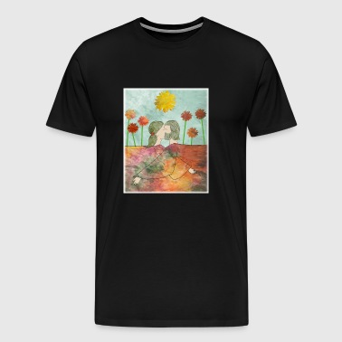 Summer of Love - Männer Premium T-Shirt