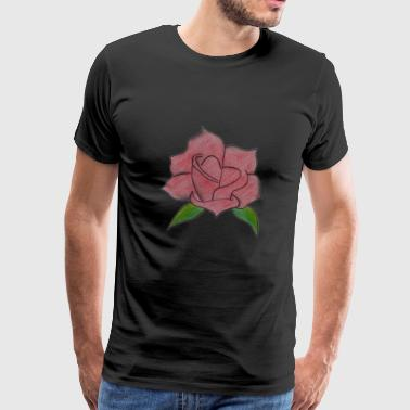 Phone shell Pink - Men's Premium T-Shirt