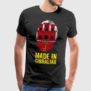 Made In Gibraltar - Men's Premium T-Shirt