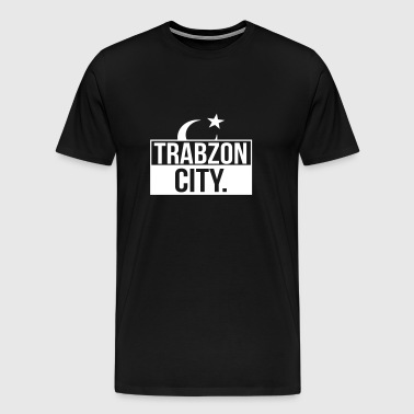 Trabzon City - Men's Premium T-Shirt