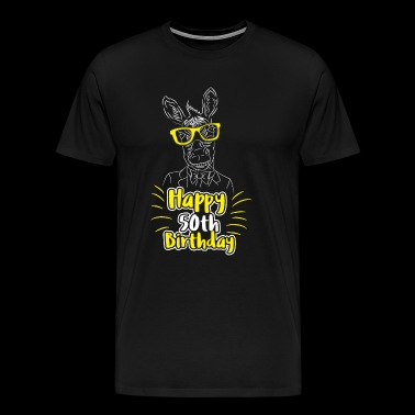 50th birthday 50 years old birthday gift - Men's Premium T-Shirt