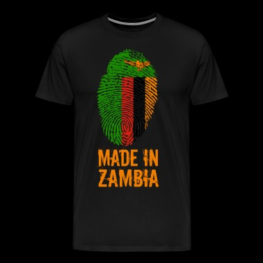 Made In Zambie / Zambie - T-shirt Premium Homme