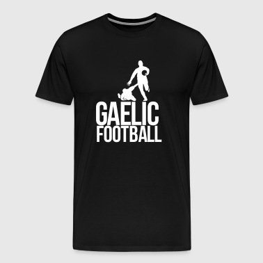 gaelic football - Men's Premium T-Shirt