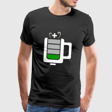 Low Battery? Needs Charging - Men's Premium T-Shirt