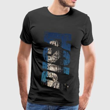 Pisa Tower Italy - Men's Premium T-Shirt