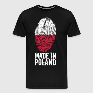Made in Poland / Gemacht in Polen Polska - Männer Premium T-Shirt