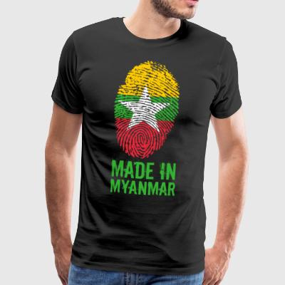 Made In Myanmar / Burma / Burma - Men's Premium T-Shirt