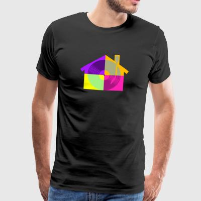 House Music - Men's Premium T-Shirt