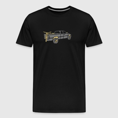 Pick-up ride - Men's Premium T-Shirt