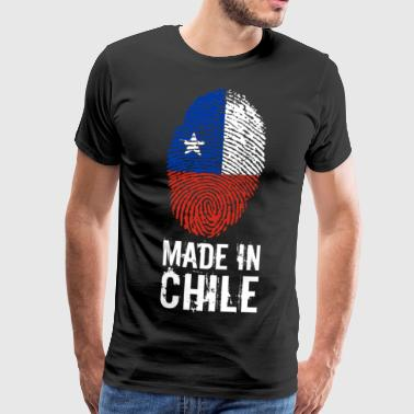 Made In Chile - Männer Premium T-Shirt