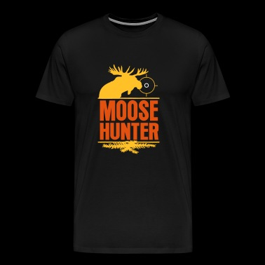 Hunter Shirt Moose Hunter Moose Hunter Moose Hunt Hunt - Men's Premium T-Shirt