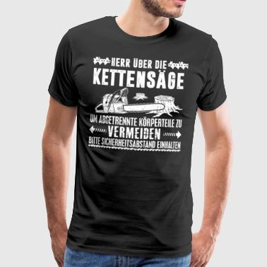 LORD OF THE KETTINGZAAG - Mannen Premium T-shirt