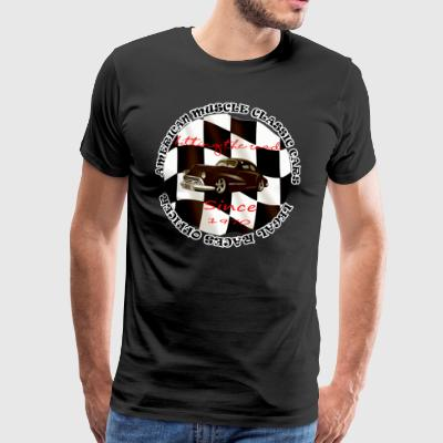 american muscle cars - Men's Premium T-Shirt