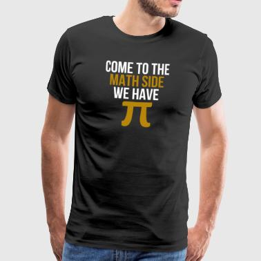 Pi Day Math 3.14 - Men's Premium T-Shirt