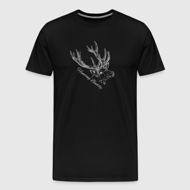 Chasseur Chasseur Chasseur T-shirt - T-shirt Premium Homme