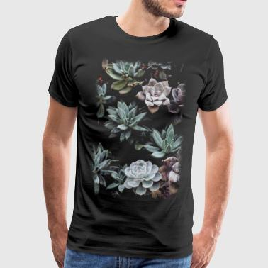 A succulent dream - Men's Premium T-Shirt