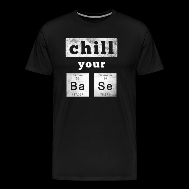 Chilling calming relax relaxation gift - Men's Premium T-Shirt
