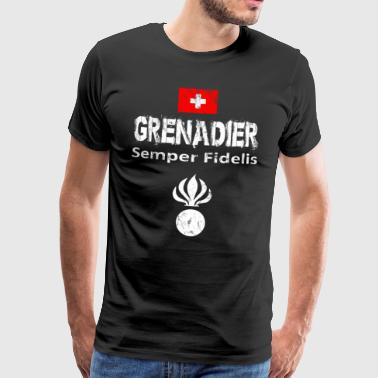 Grenadier Switzerland - Men's Premium T-Shirt