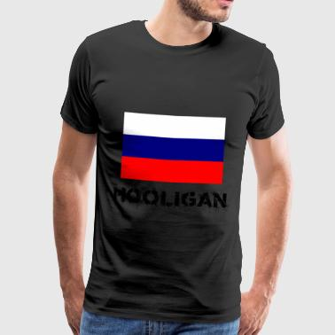 Russian Hooligan - Männer Premium T-Shirt
