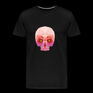 Skull-ruby - Men's Premium T-Shirt