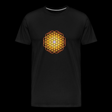 Flower of Life - Flower of Life - Men's Premium T-Shirt