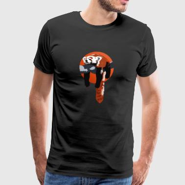 Red Panda - Men's Premium T-Shirt