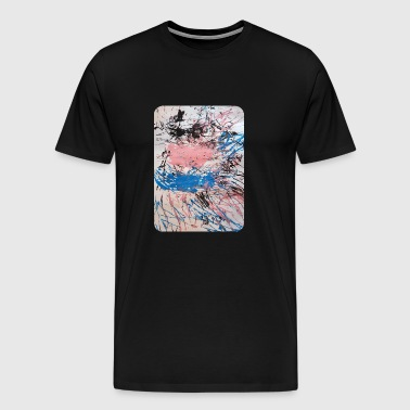 Emelie Artwork V. - Men's Premium T-Shirt