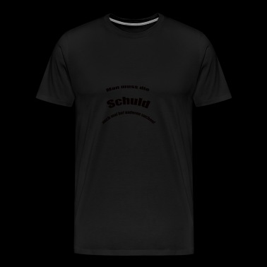 irony - Men's Premium T-Shirt