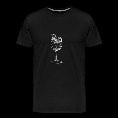 Mint cocktail - Men's Premium T-Shirt
