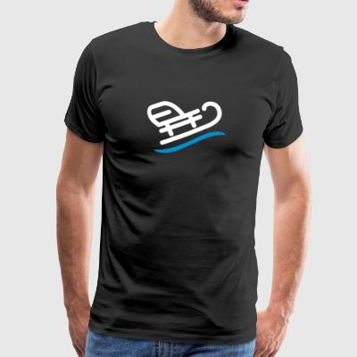 sled - Men's Premium T-Shirt