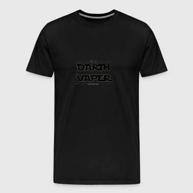 Darth Vaper - Men's Premium T-Shirt