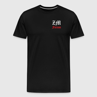 ZM Forum - Men's Premium T-Shirt