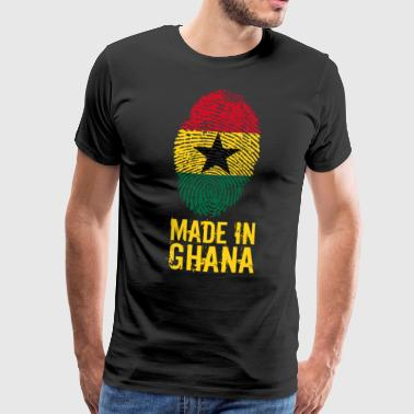 Made in Ghana / Made in Ghana - Miesten premium t-paita