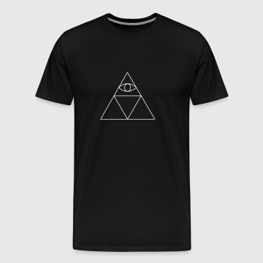 PHILOSOPHERS` STONE - Men's Premium T-Shirt