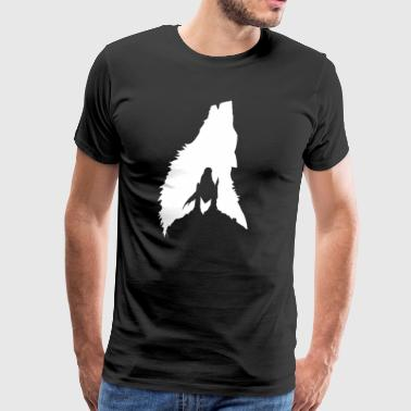 Knight Artorias, The AbyssWalker - Mannen Premium T-shirt