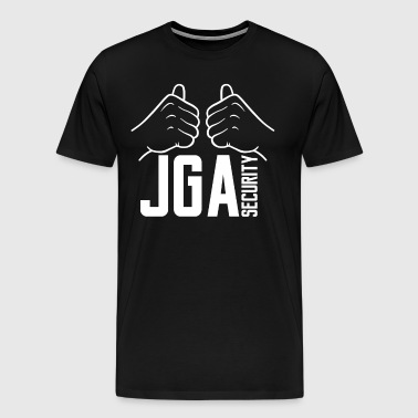 JGA Security, Bachelor Party, Gift - Men's Premium T-Shirt