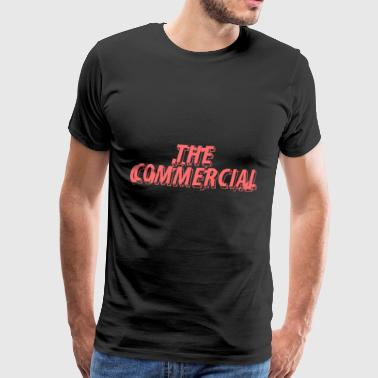 The Commercial Design #1 (Salmon - Men's Premium T-Shirt